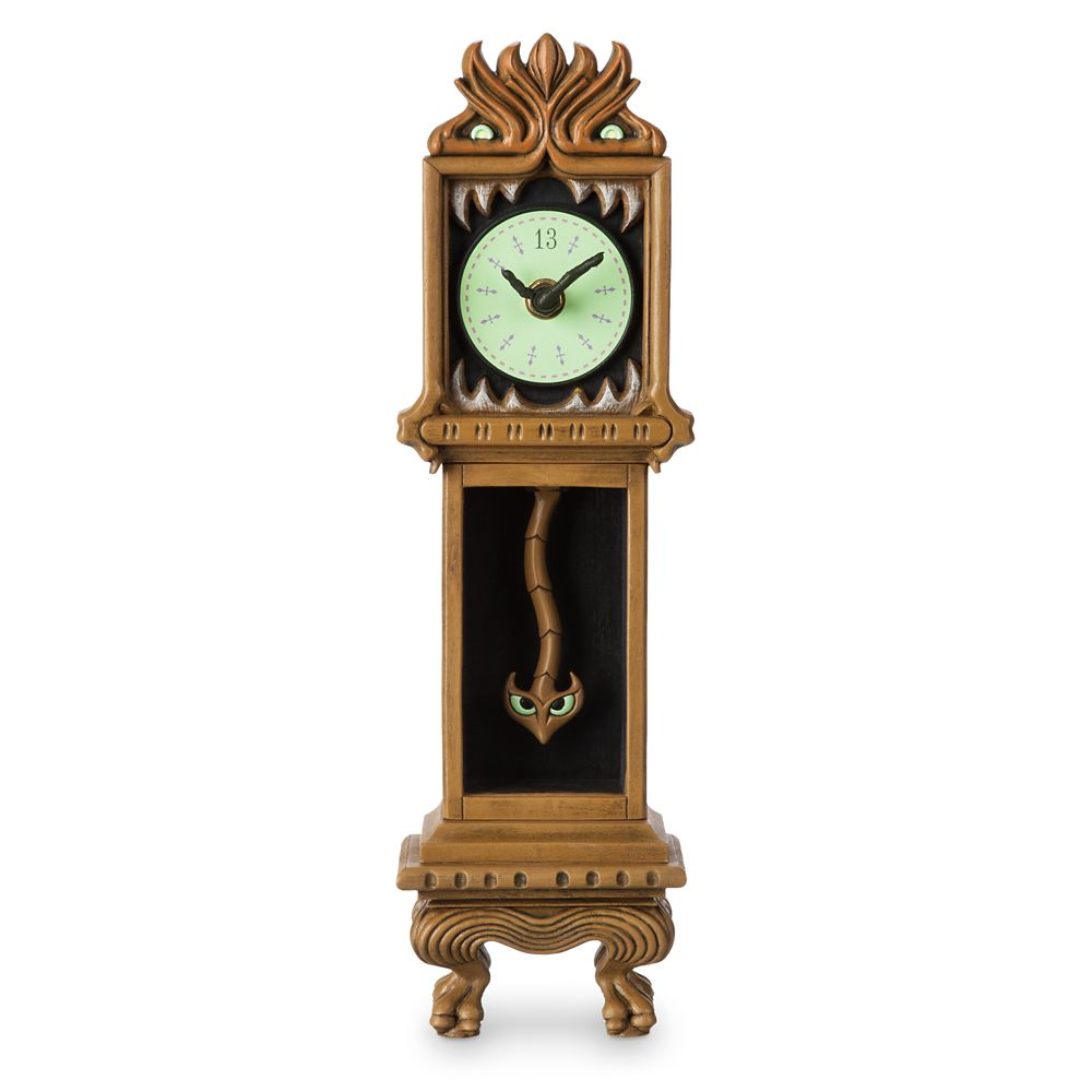 The Haunted Mansion Clock