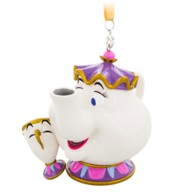 Mrs. Potts and Chip Figural Ornament – Beauty and the Beast
