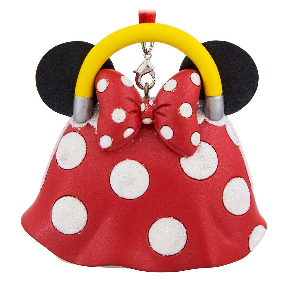 Minnie Mouse Handbag Ornament