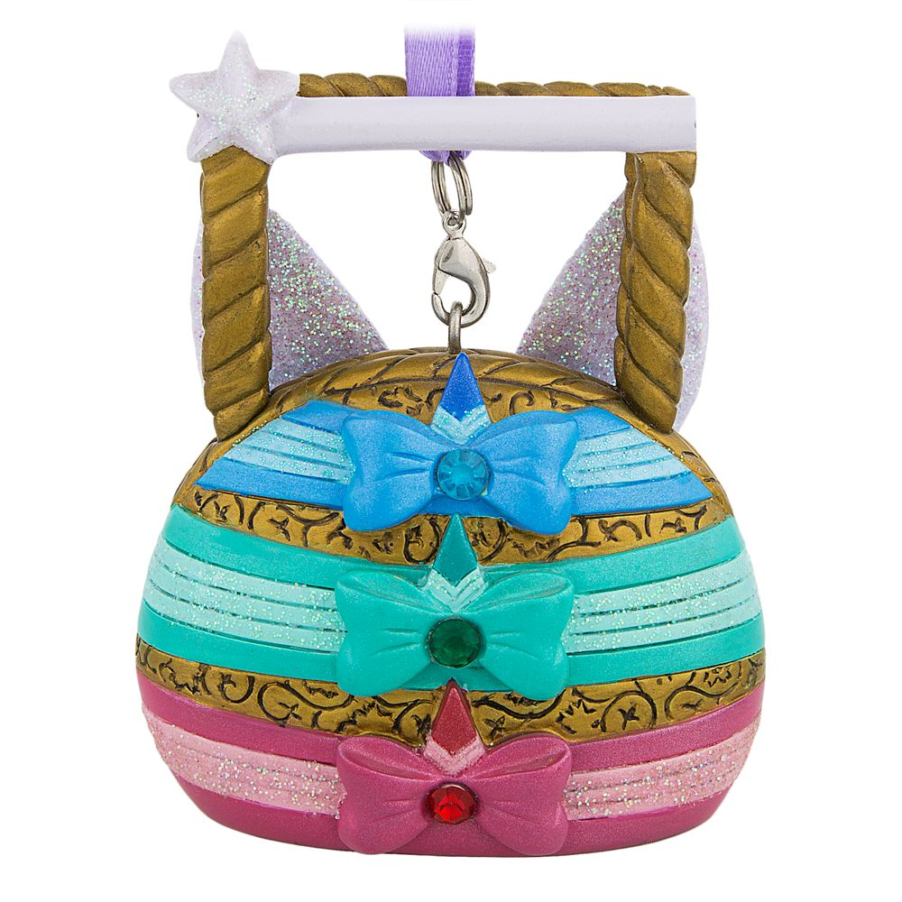 Flora, Fauna, and Merryweather Handbag Ornament