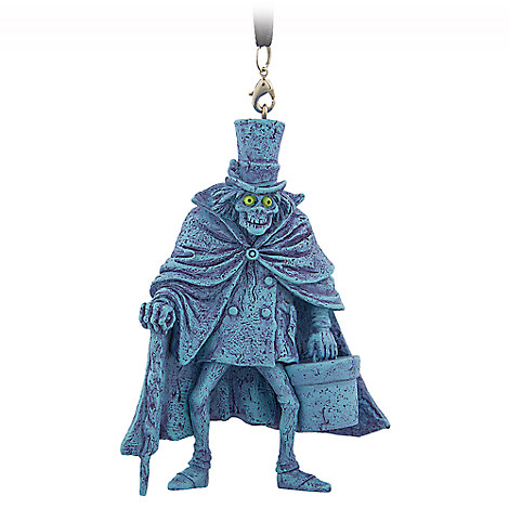 Hatbox Ghost Figural Ornament - The Haunted Mansion