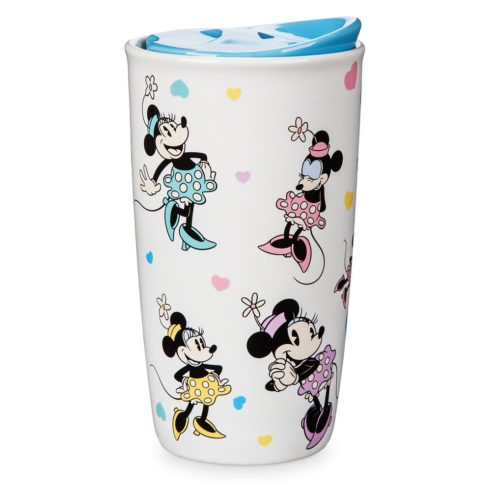 Minnie Mouse Timeless Travel Tumbler