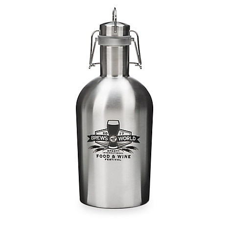 Epcot International Food and Wine Festival Growler