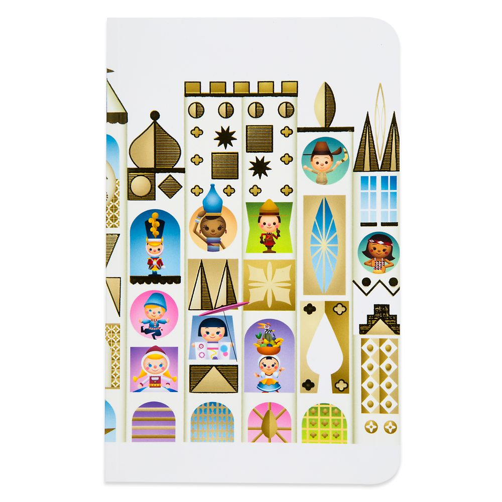 ''it's a small world'' ''The Happiest Cruise'' Notebook Official shopDisney