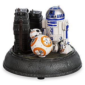 R2-D2 and BB-8 Astromech Droids Figurine - Star Wars: The Force Awakens 7509057370979P