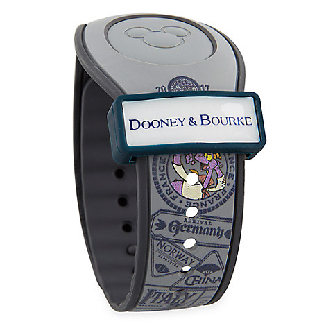 Epcot International Food & Wine Festival 2017 MagicBand 2 by Dooney & Bourke - Limited Release
