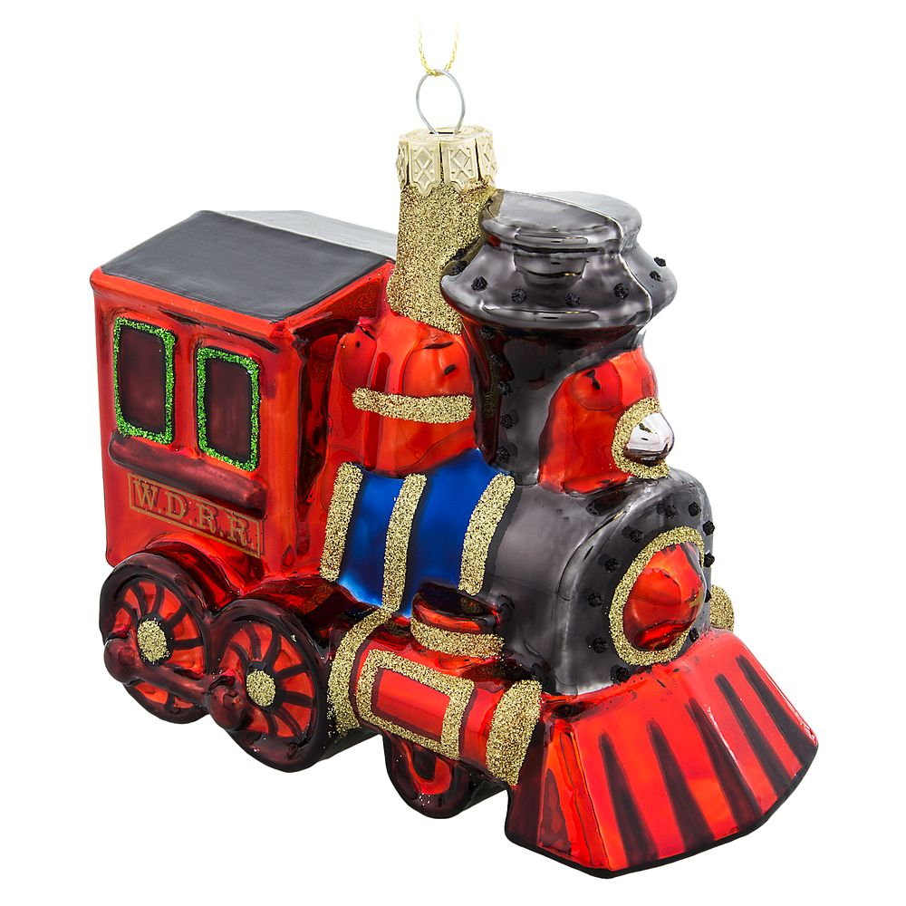Walt Disney Resort Railroad Ornament
