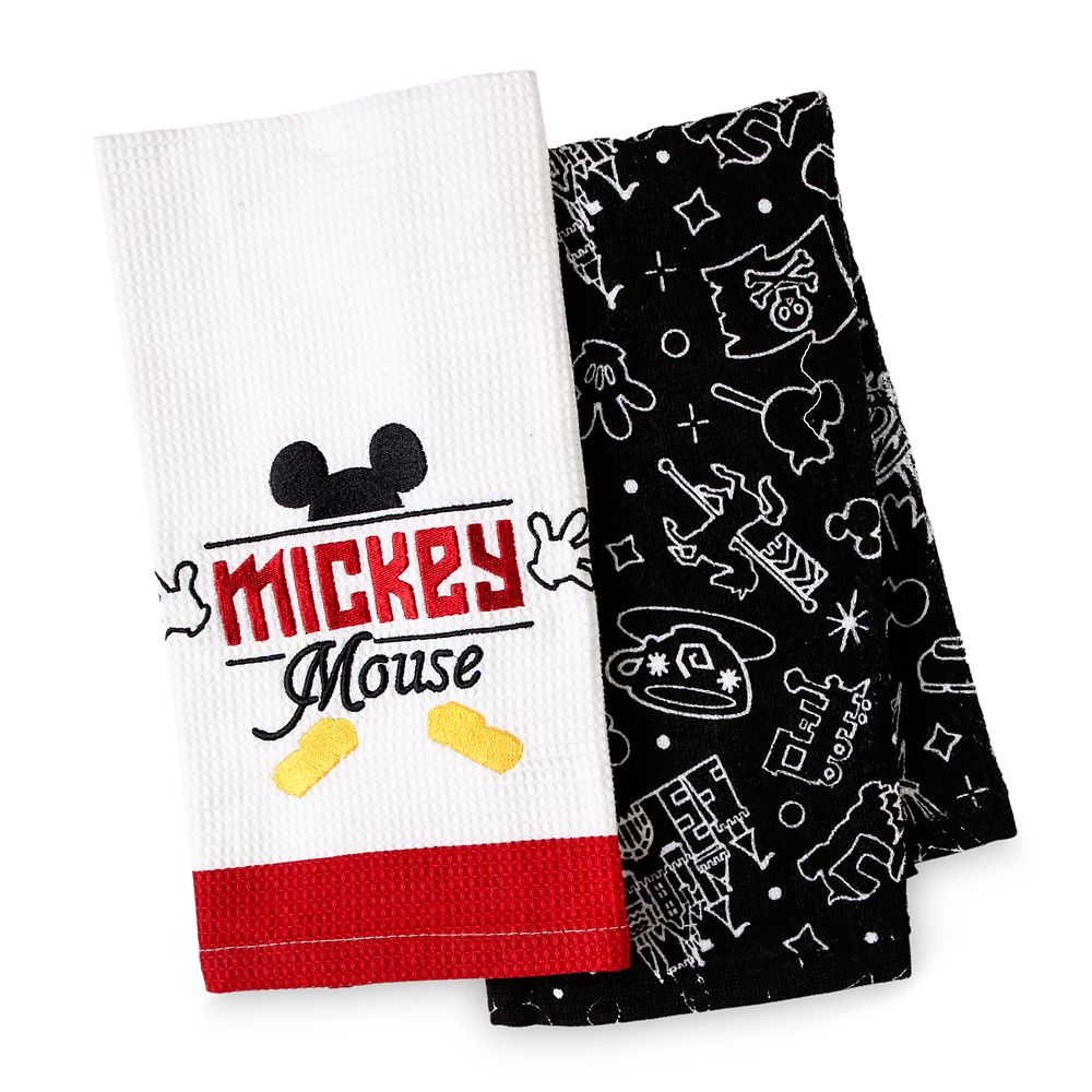 I Am Mickey Mouse Kitchen Towel Set Official shopDisney
