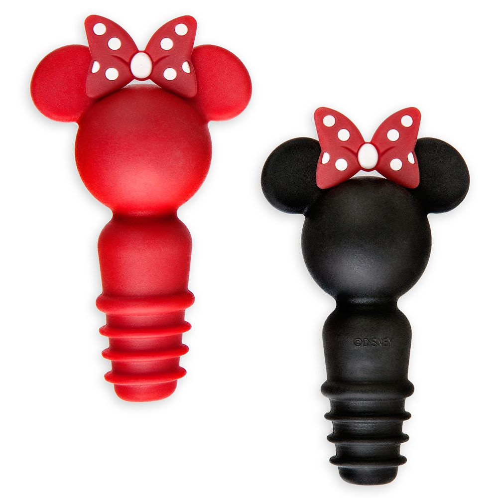 I Am Minnie Mouse Bottle Stopper Set