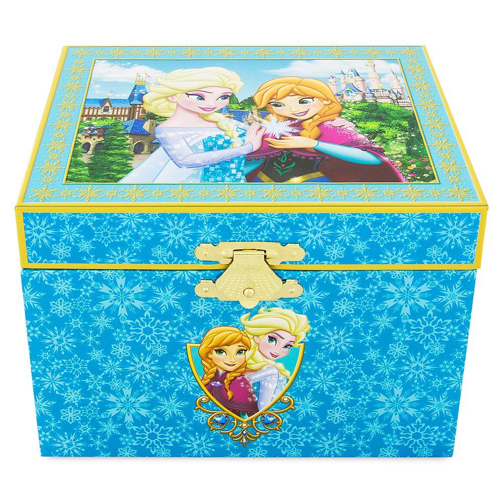 Frozen Musical Jewelry Box