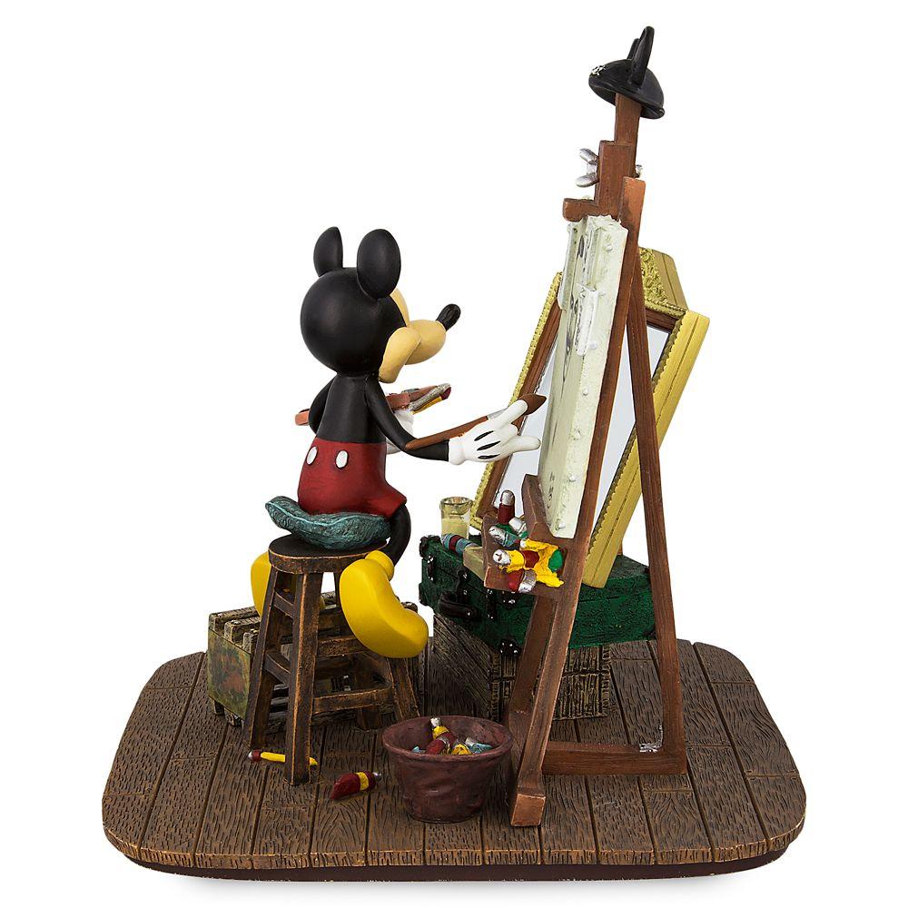 Mickey Mouse Self-Portrait Figurine