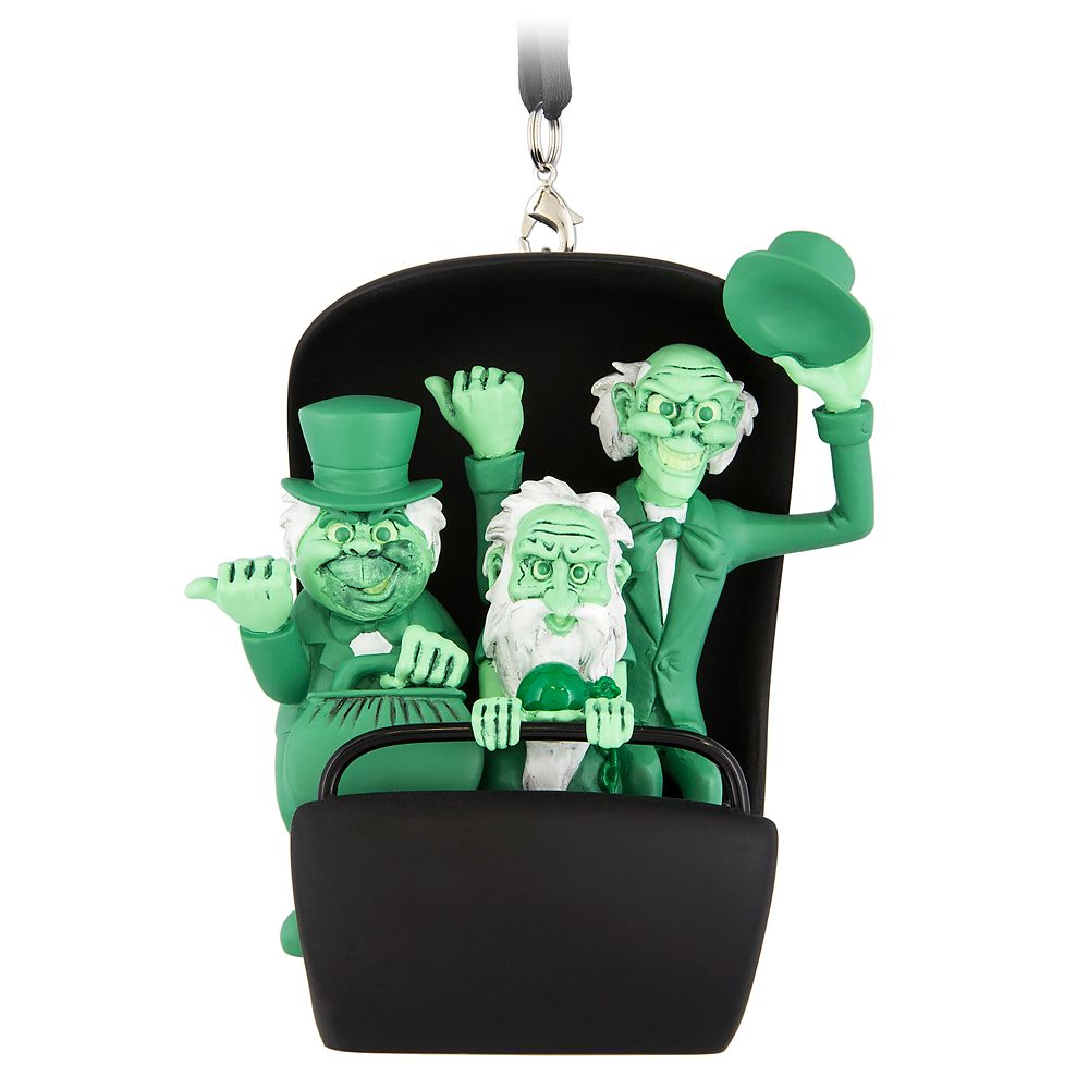 Hitchhiking Ghosts in Doom Buggy Ornament – The Haunted Mansion