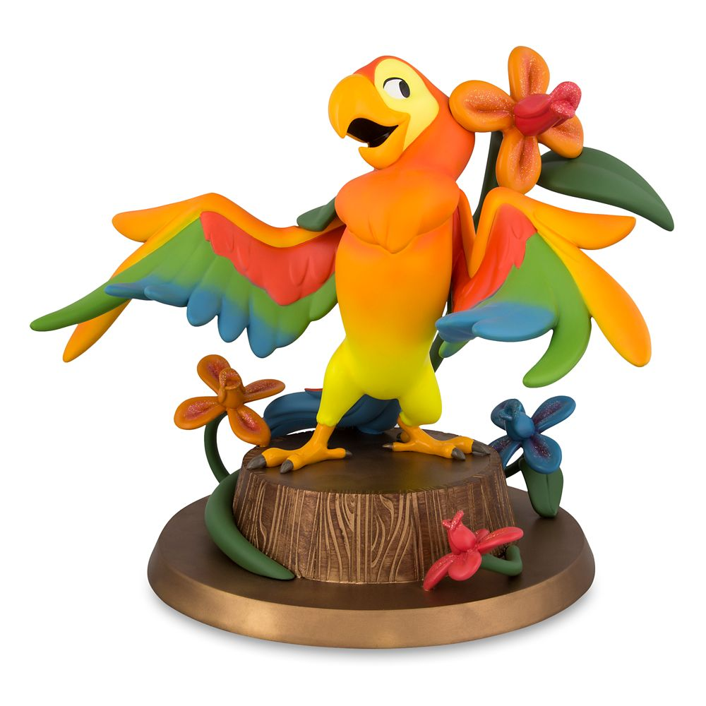 Enchanted Tiki Room Friend Figurine