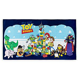 Toy Story Beach Towel
