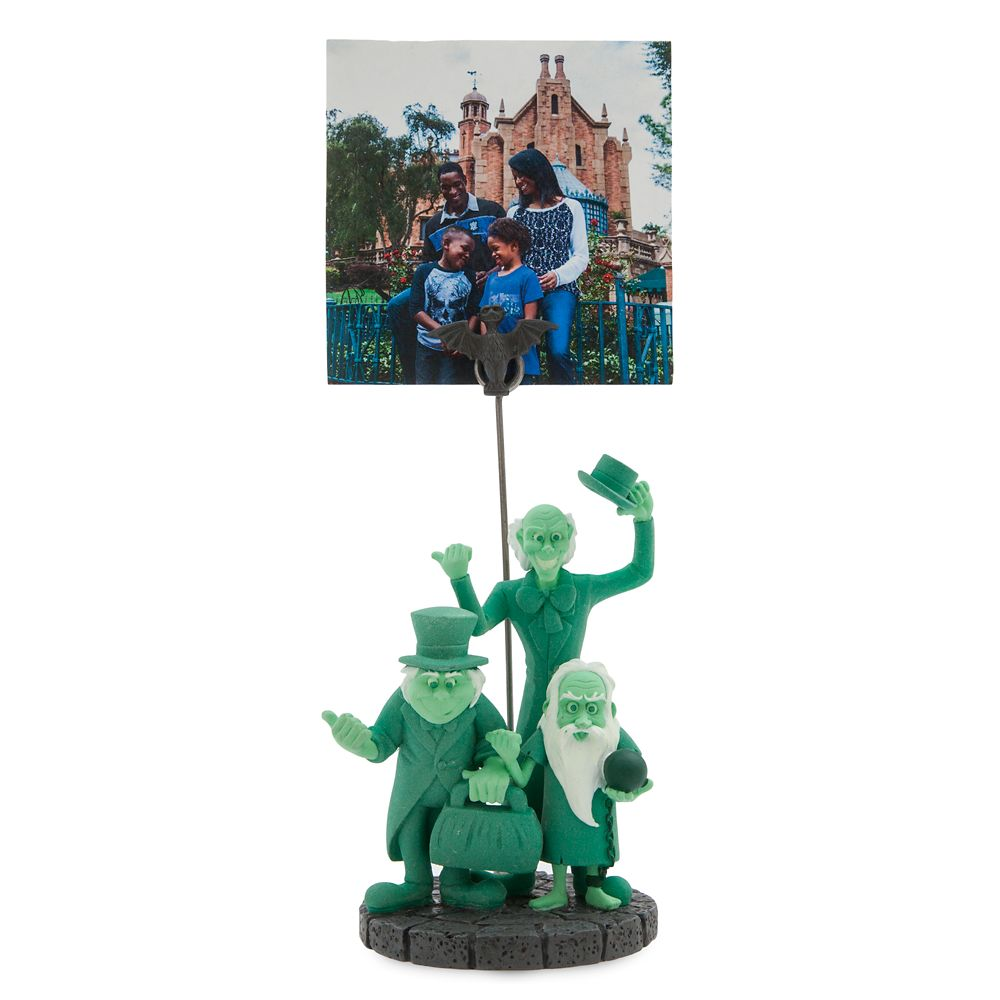 Hitchhiking Ghosts Photo Clip Frame
