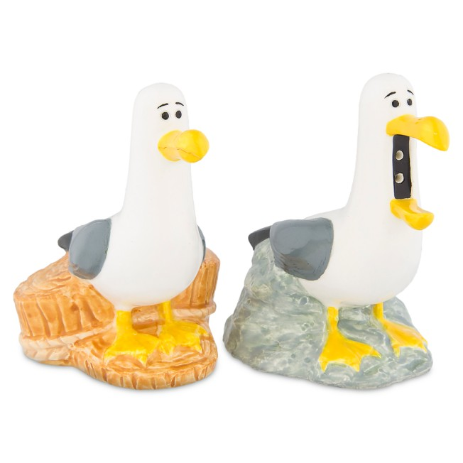 Finding Nemo Seagulls Salt & Pepper Shaker Set