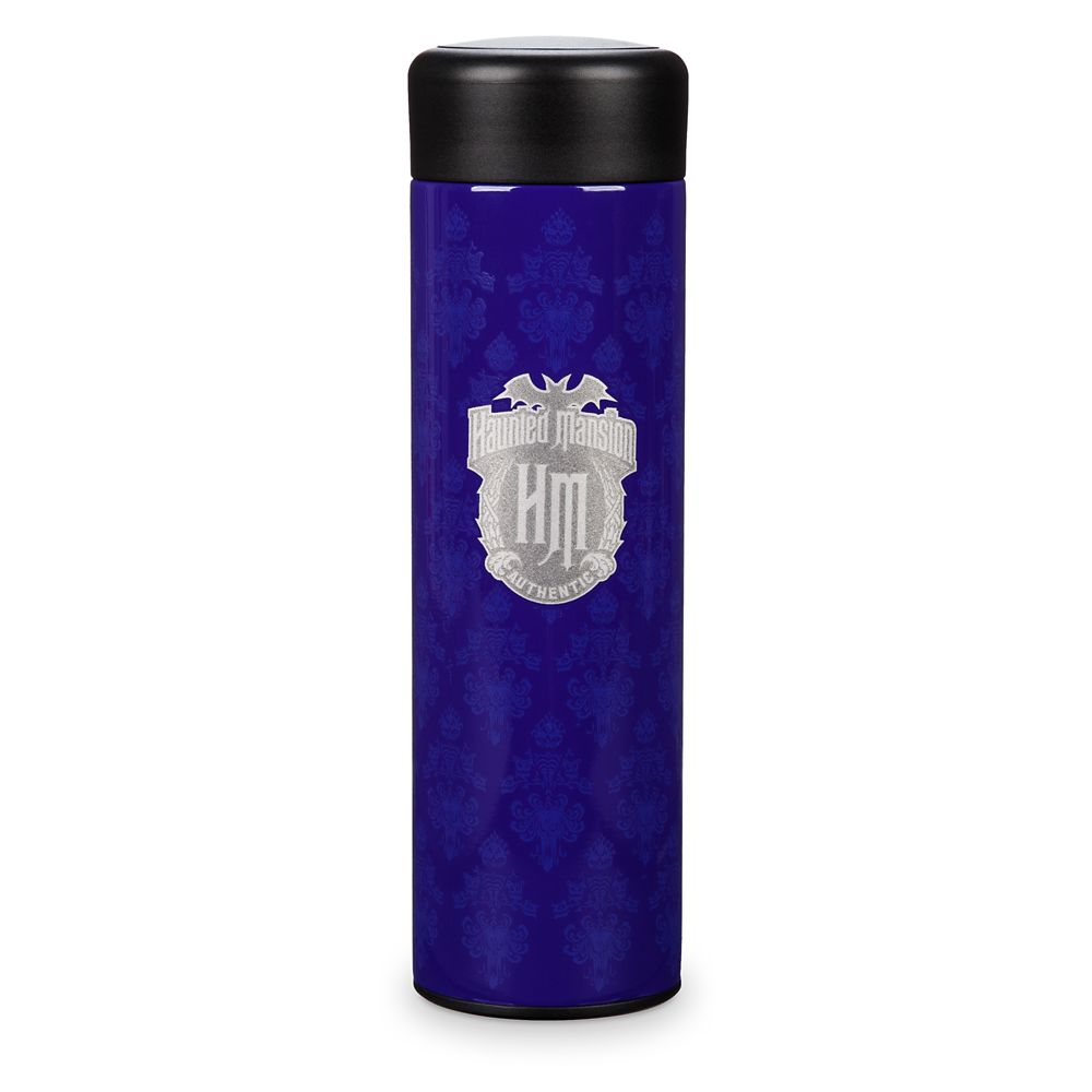 Haunted Mansion Stainless Steel Water Bottle