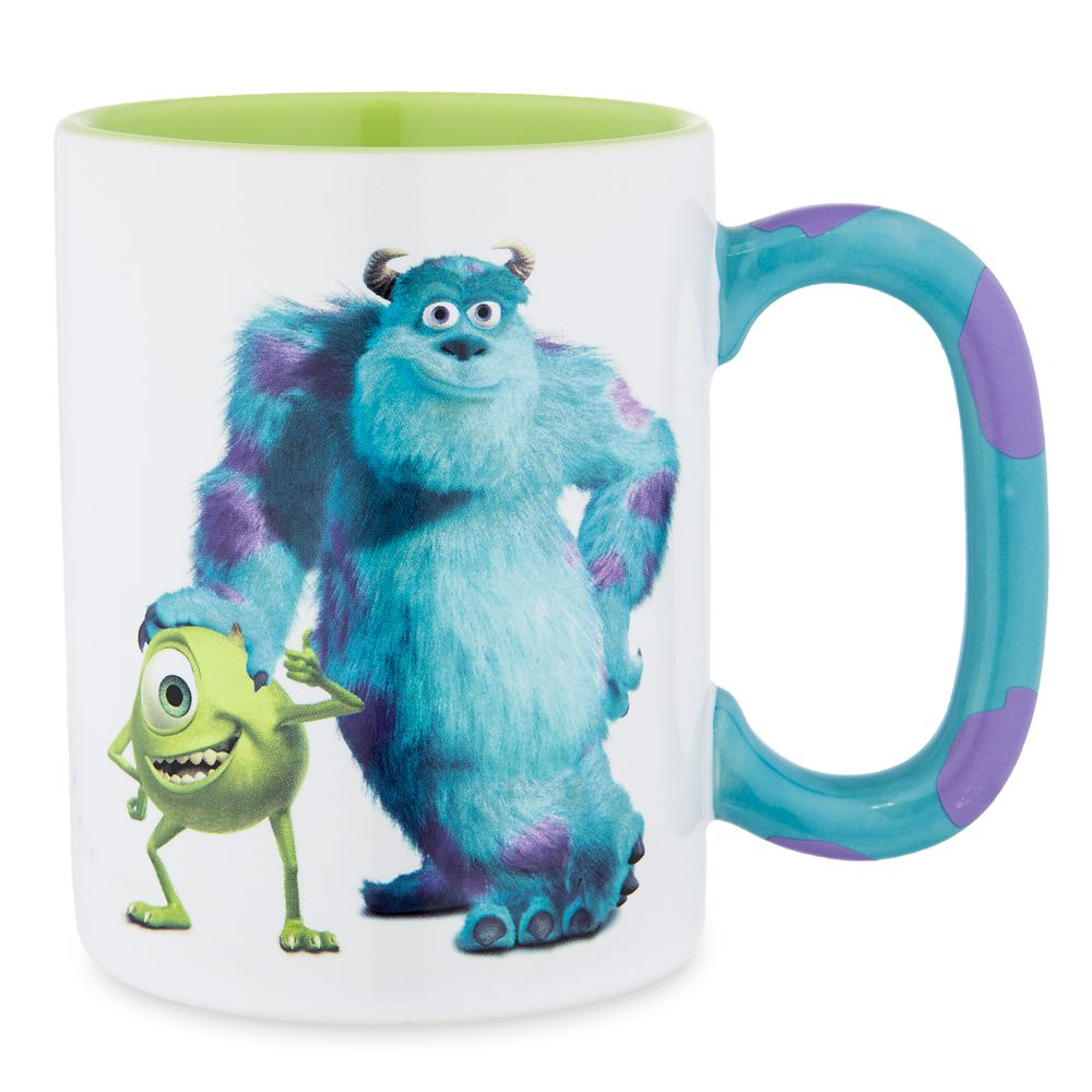 Mike Wazowski and Sulley Mug – Monsters, Inc.