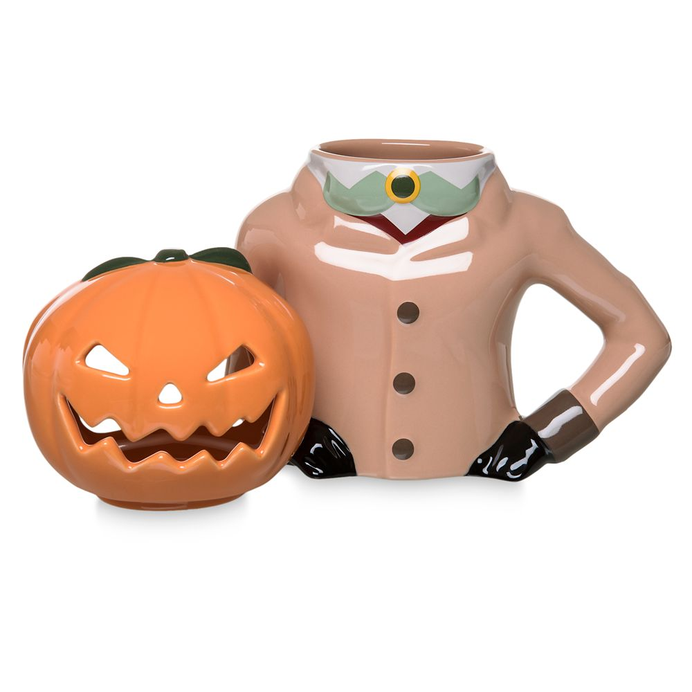 The Headless Horseman Mug and Lantern Set