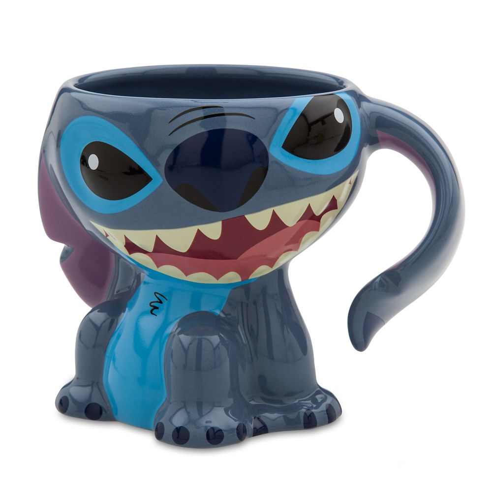Stitch Figural Mug