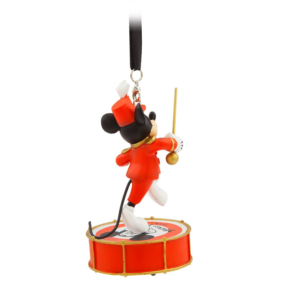 Mickey Mouse Club Musical Ornament
