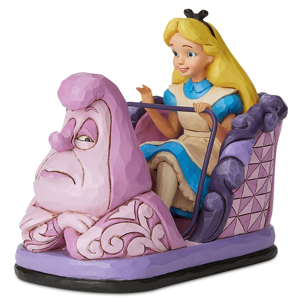 Alice in Wonderland Ride Figure by Jim Shore – Disneyland