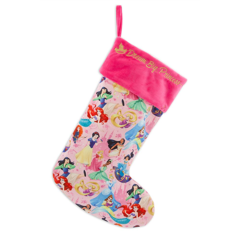 Disney Princess Holiday Stocking
