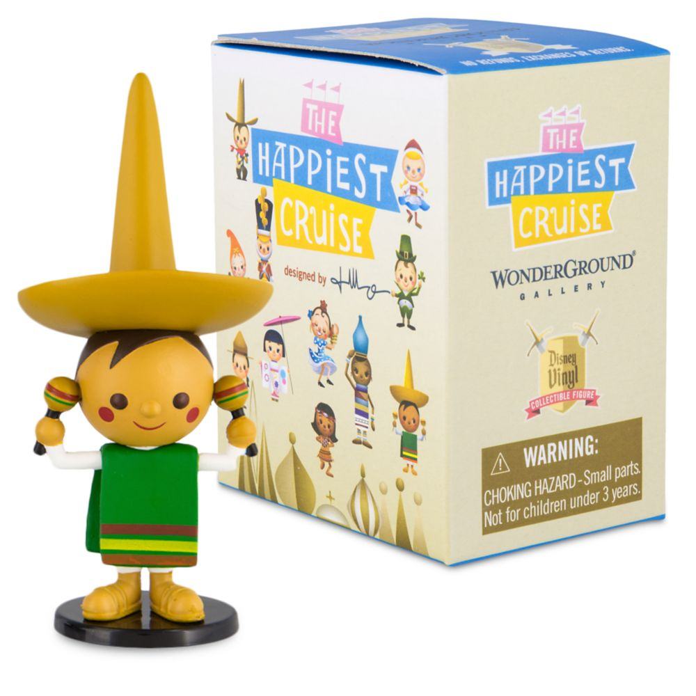 Disney Vinyl The Happiest Cruise Series 3'' Figure by Jerrod Maruyama