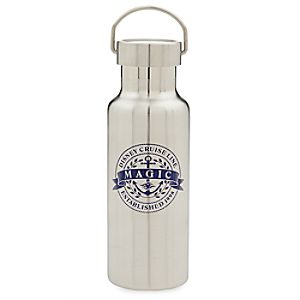 Disney Magic Stainless Steel Drink Bottle - Disney Cruise Line