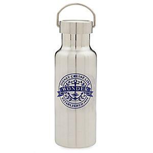 Disney Wonder Stainless Steel Drink Bottle - Disney Cruise Line