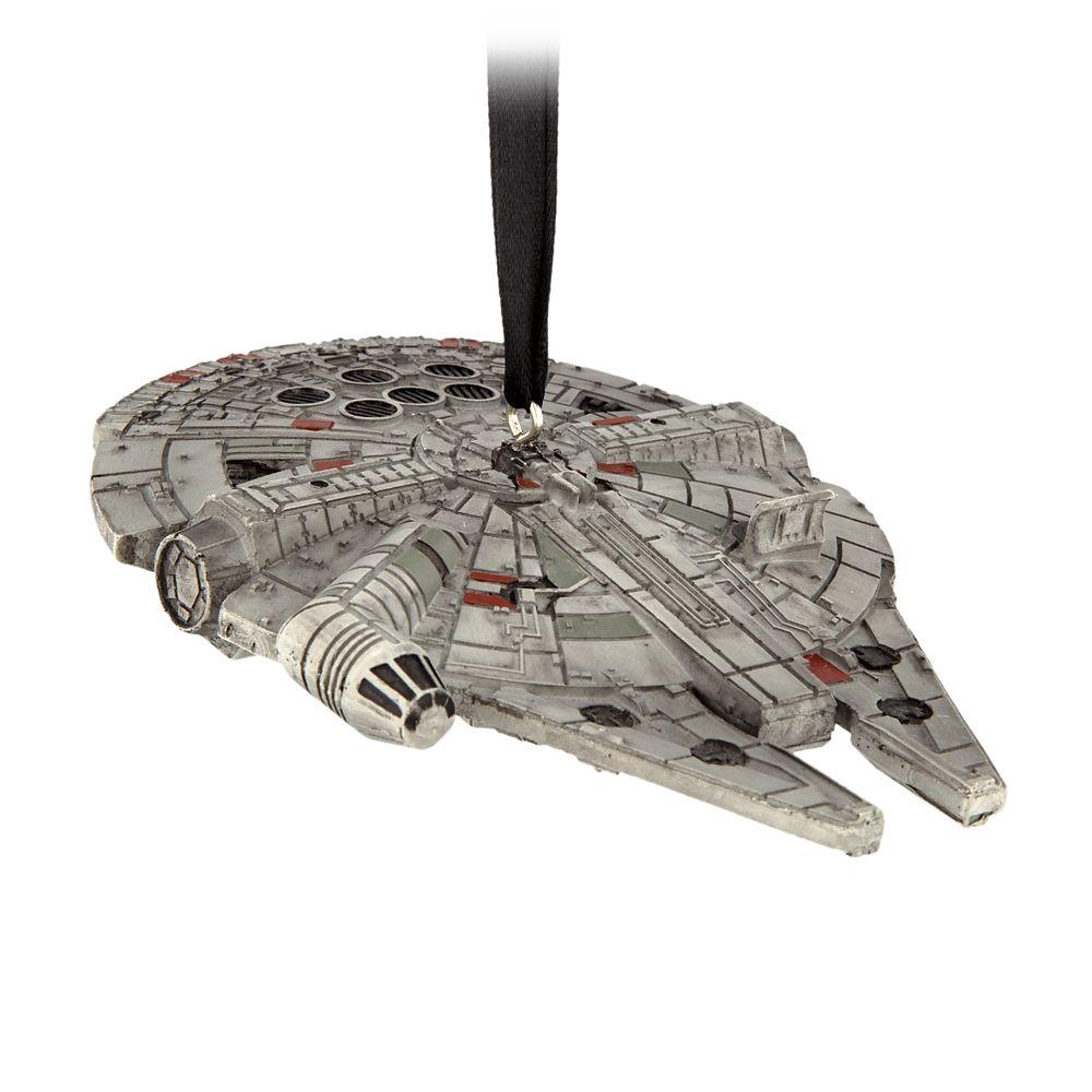 Millennium Falcon Ornament