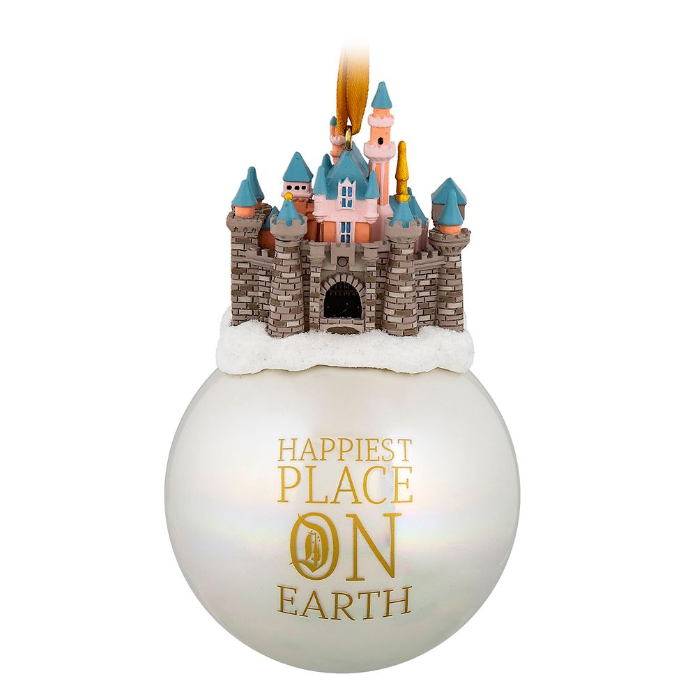 Sleeping Beauty Castle Ornament – Disneyland