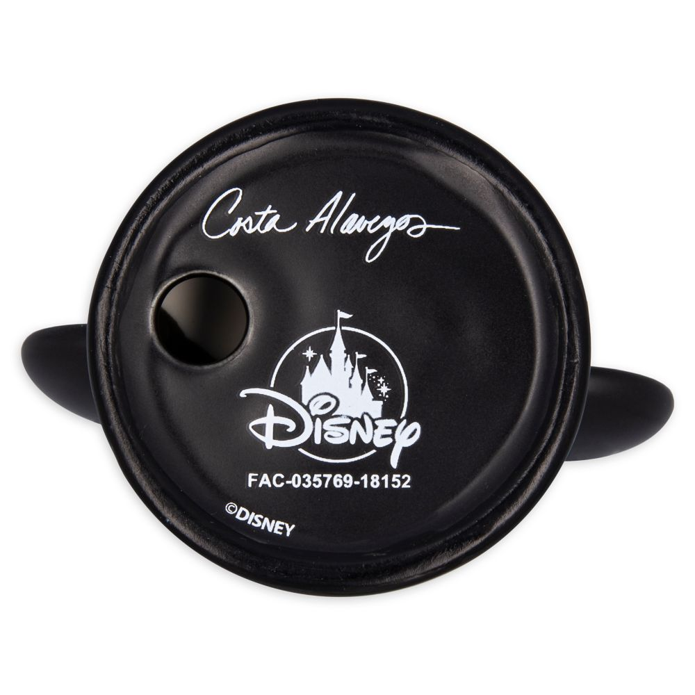 The Mickey Mouse Club Mouseketeer Ear Hat Ornament – Black