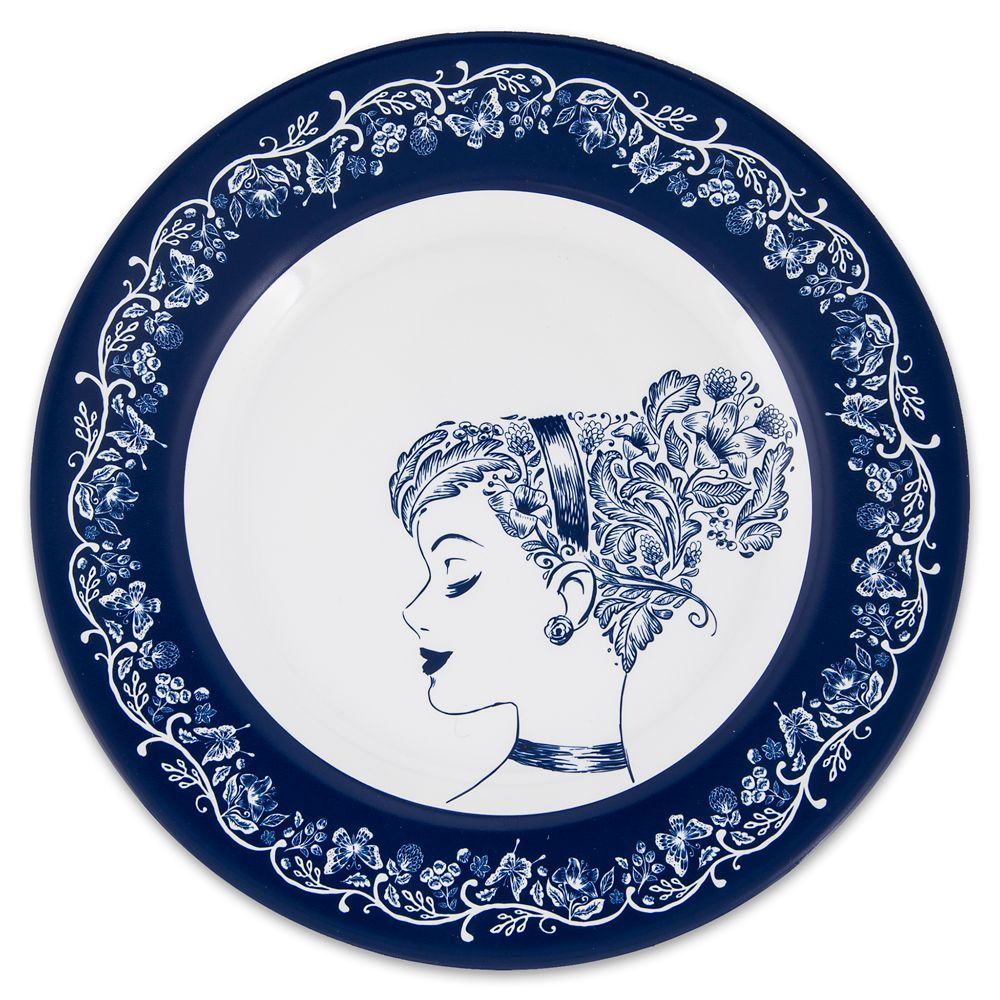 Cinderella Dessert Plate