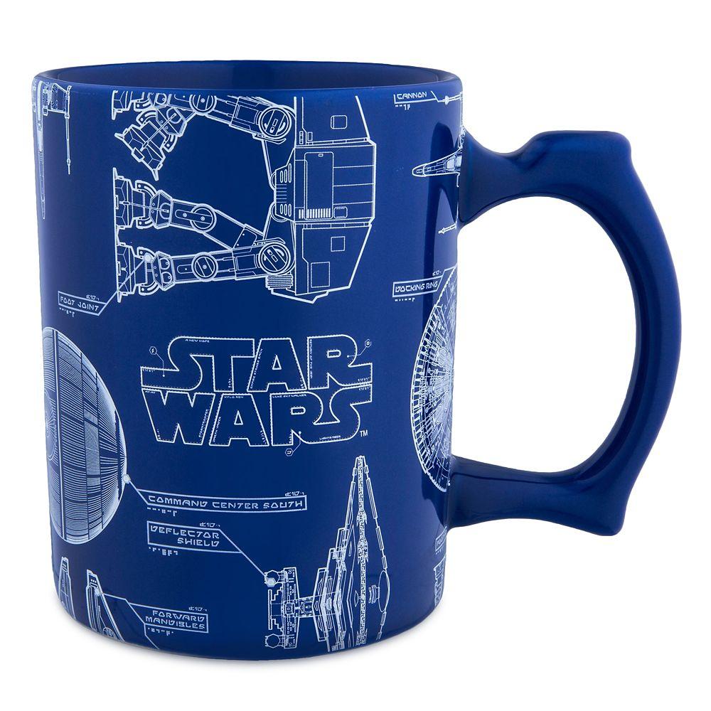 Wars Mug Star Blueprint Ship hxsorCtQdB
