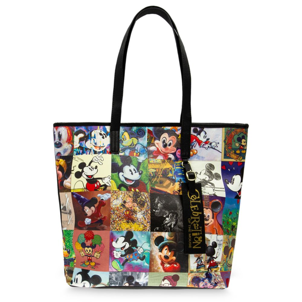 Mickey Mouse ''Celebration of the Mouse'' Tote Bag Official shopDisney