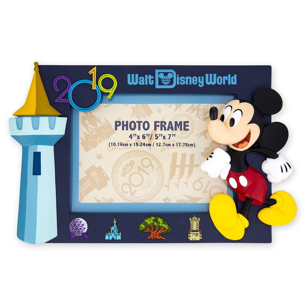 Mickey Mouse Photo Frame – Walt Disney World 2019