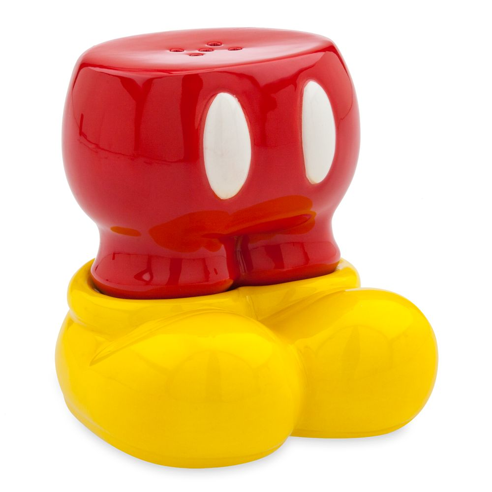 Mickey Mouse Stackable Salt and Pepper Set