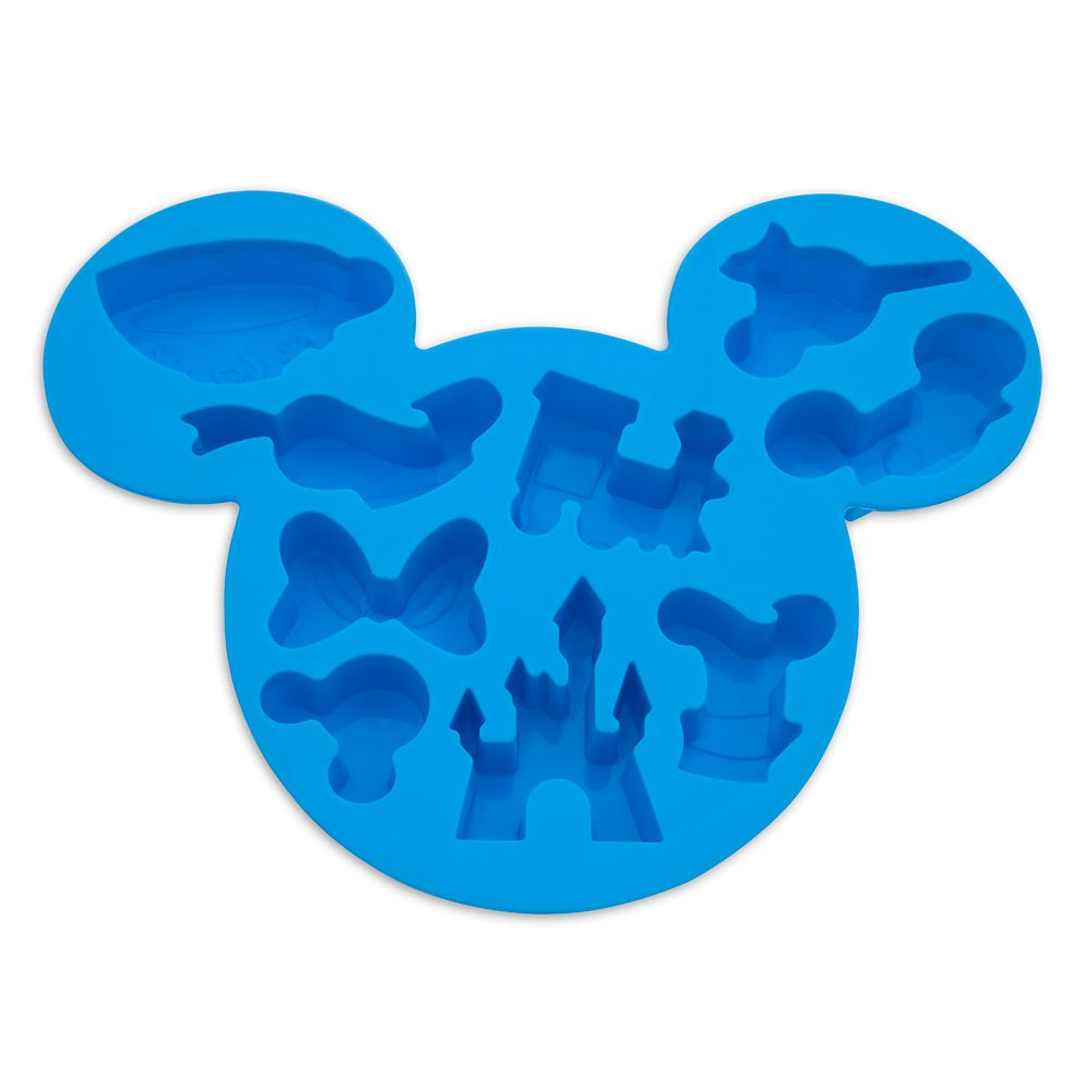 Mickey Mouse Silicone Ice Cube Tray – Disney Parks