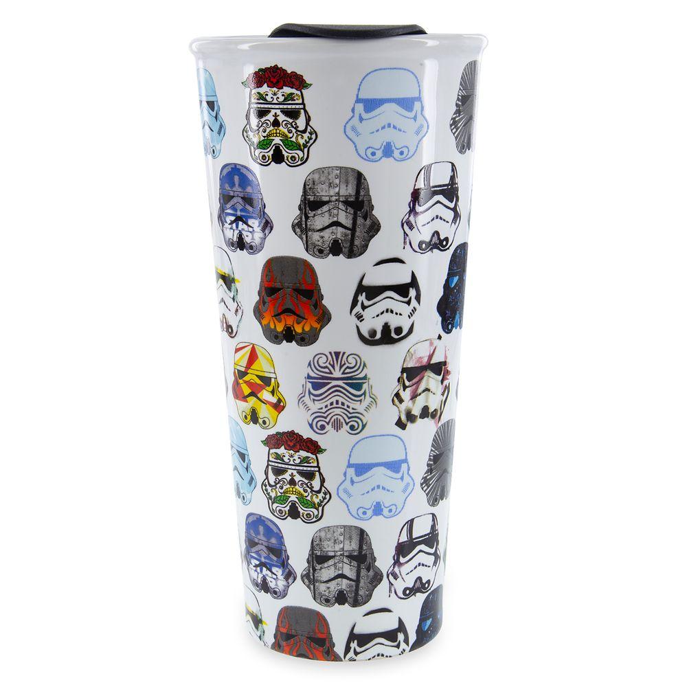 Stormtrooper Helmet Tumbler – Star Wars