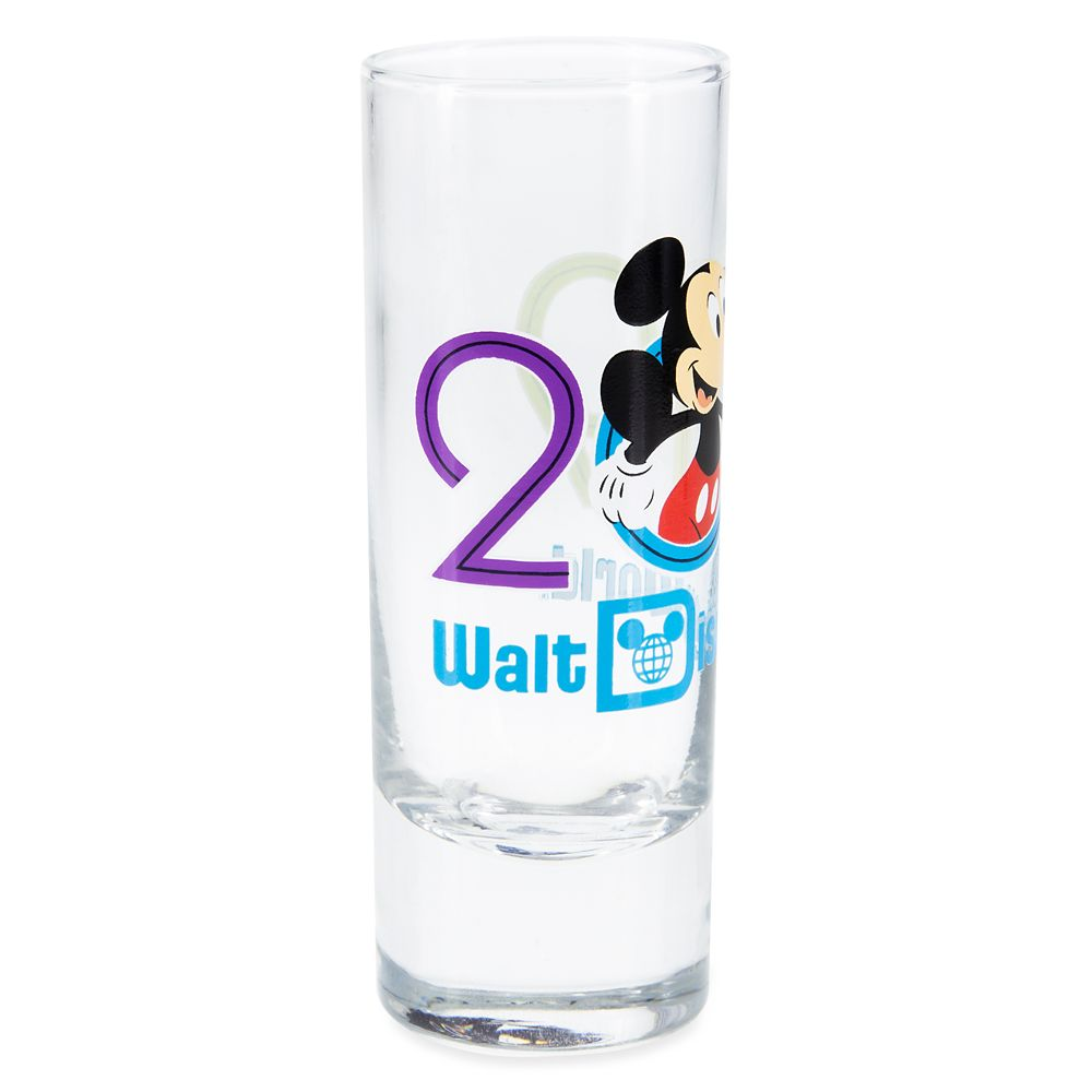 Mickey Mouse Mini Glass – Walt Disney World 2019