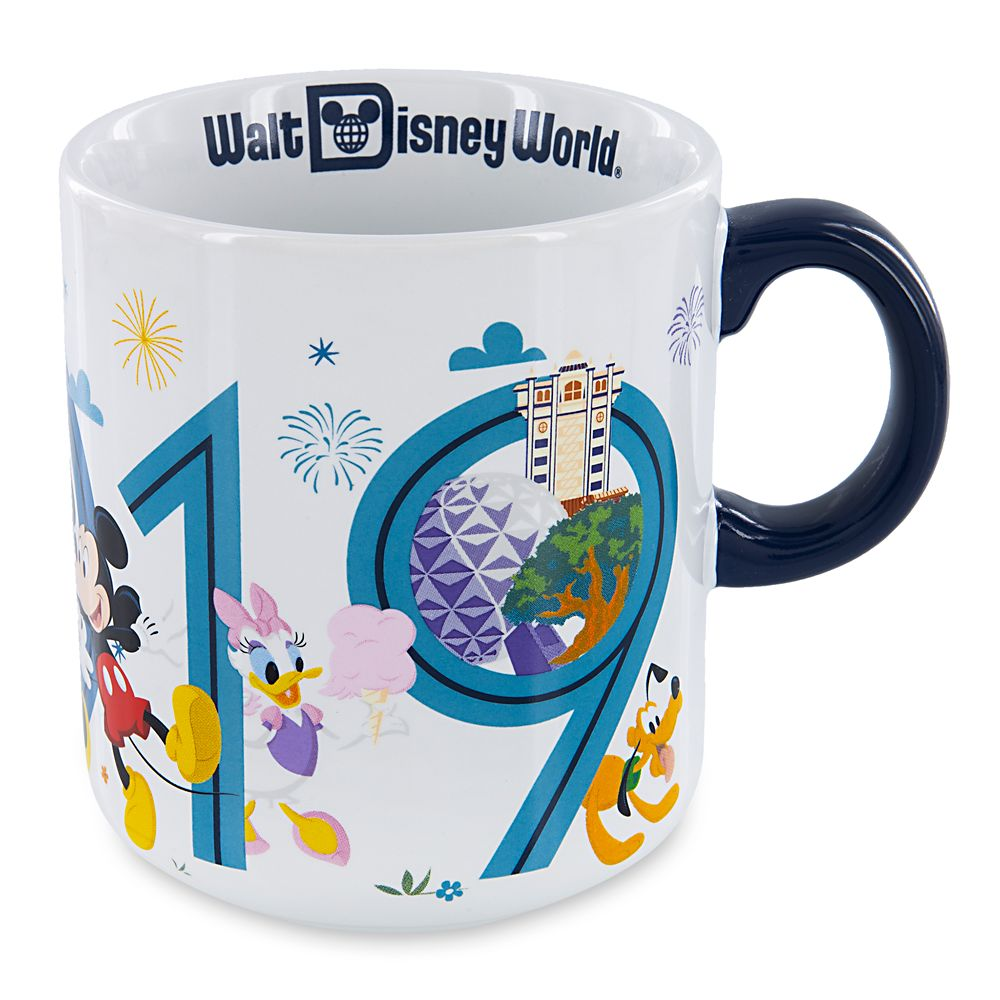 Mickey Mouse and Friends Mug  Walt Disney World 2019