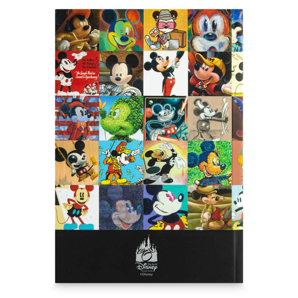 Mickey Mouse Journal – Mickey's Anniversary Collection
