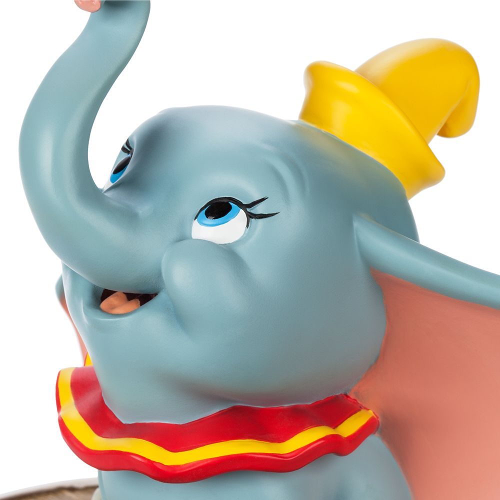 Dumbo and Timothy Mouse Figure