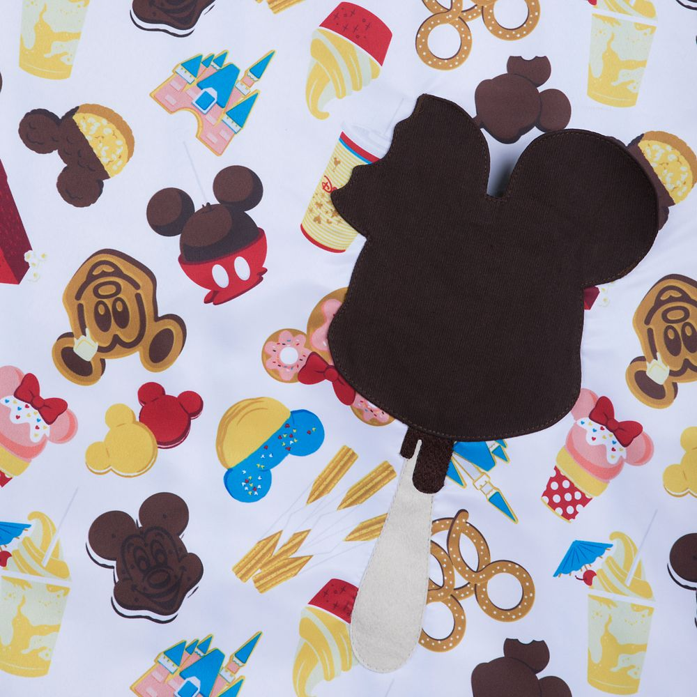 Disney Parks Food Icons Apron for Adults