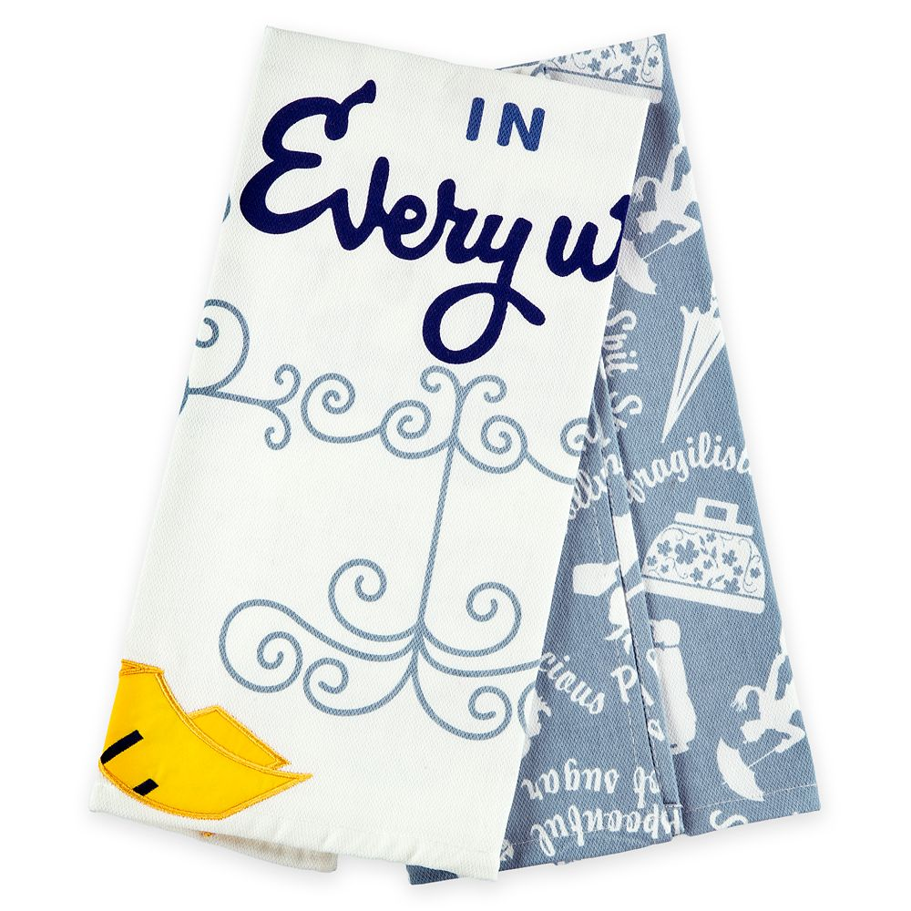 Mary Poppins Kitchen Towel Set Official shopDisney