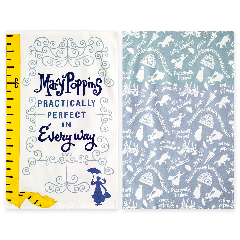 Mary Poppins Kitchen Towel Set