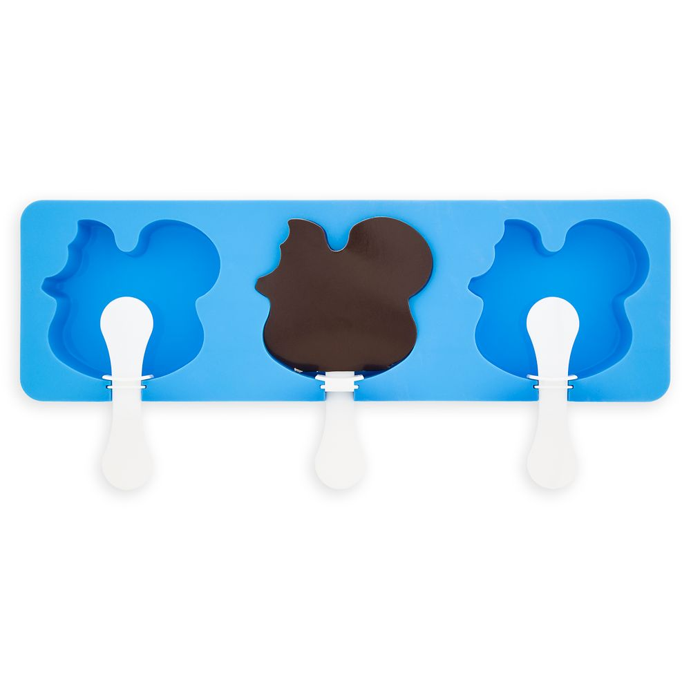 Mickey Mouse Popsicle Mold