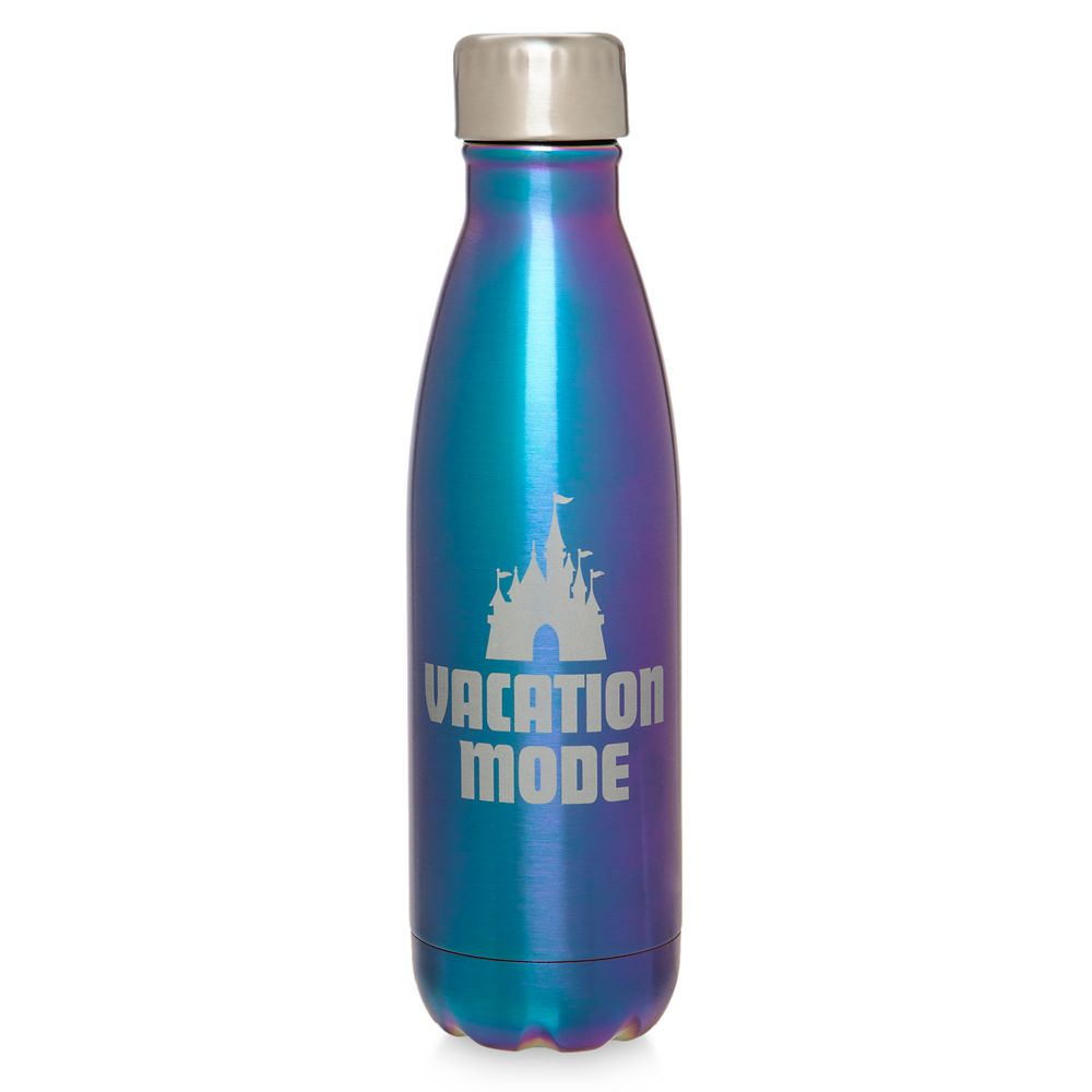 Disney Parks Stainless Steel Water Bottle – Potion Purple