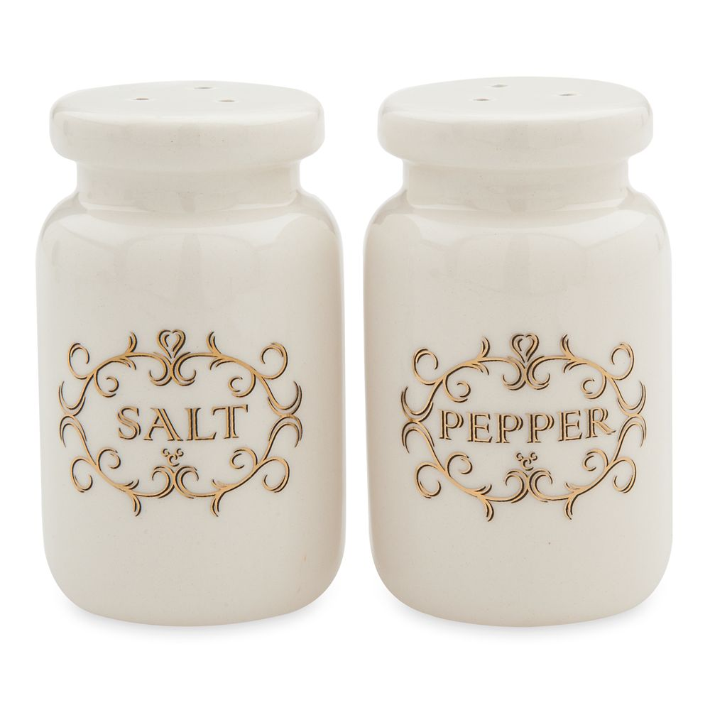 Mickey and Minnie Mouse Classic Salt and Pepper Set